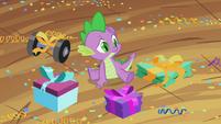 Spike dumbfounded S2E10