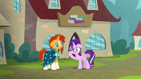 "Starlight ""on top of finding and solving"" S8E8"