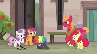 """Sweetie Belle """"just so she can see you again"""" S7E8"""