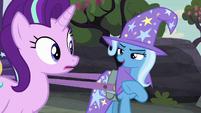 Trixie --I've got your flank-- S6E25