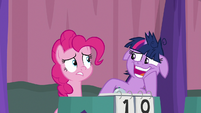 "Twilight ""that sounds perfect, Pinkie"" S9E16"
