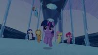 Twilight e suas amigas alcançando EG