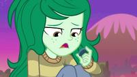 """Wallflower Blush """"awkward hellos"""" EGFF"""