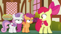 """Apple Bloom """"don't just stand there"""" S9E23"""
