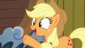 "Applejack ""sounds like a real friendship problem!"" S6E20.png"