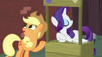 Applejack -it's at least worth lookin' into- S5E16