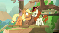 Applejack -there's no cure left-!- S8E23