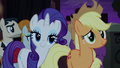 Applejack and Rarity talking with Neighbor Pony S5E16.png