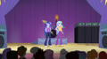 Celestia and Luna step on stage EG2.png