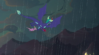 Dragon Lord takes Scales to his home S8E16