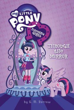 Equestria Girls Through the Mirror cover