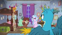 "Gallus ""we gotta at least try"" S8E26"