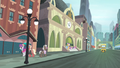 Main cast walking out of the train station S4E08.png