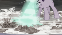 Part of the Cutie Map being zapped S5E26