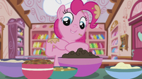 Pinkie -praline and nuts- S5E8