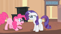 Pinkie Pie '...the bellhop brought you and everything...' S4E08