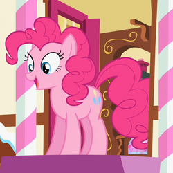 Pinkie Pie Sugarcube Corner dør S2E13