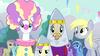 Ponies in costume S4E13