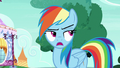 "Rainbow Changeling ""we need Rarity and Applejack"" S6E25.png"