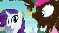 "Rarity ""we're bound to find something"" S6E3"