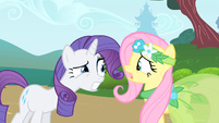 Rarity creepy you must S1E20