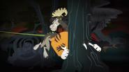 S04E17 Chimera uderza w drzewo