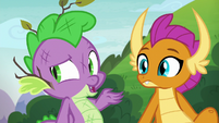 "Spike ""not now, of course"" S8E24"