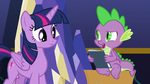 Spike -I already read this one- S9E26