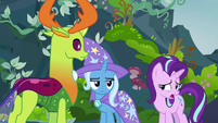 "Starlight ""Ember helped you get more assertive"" S7E17"