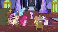 Starlight --isn't teamwork a key factor in friendship--- S6E21