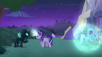 "Thorax ""when Spike defended me"" S6E25"