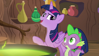 Twilight --they would never laugh like that-- S5E22