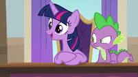 "Twilight Sparkle ""but that's okay!"" S8E1"