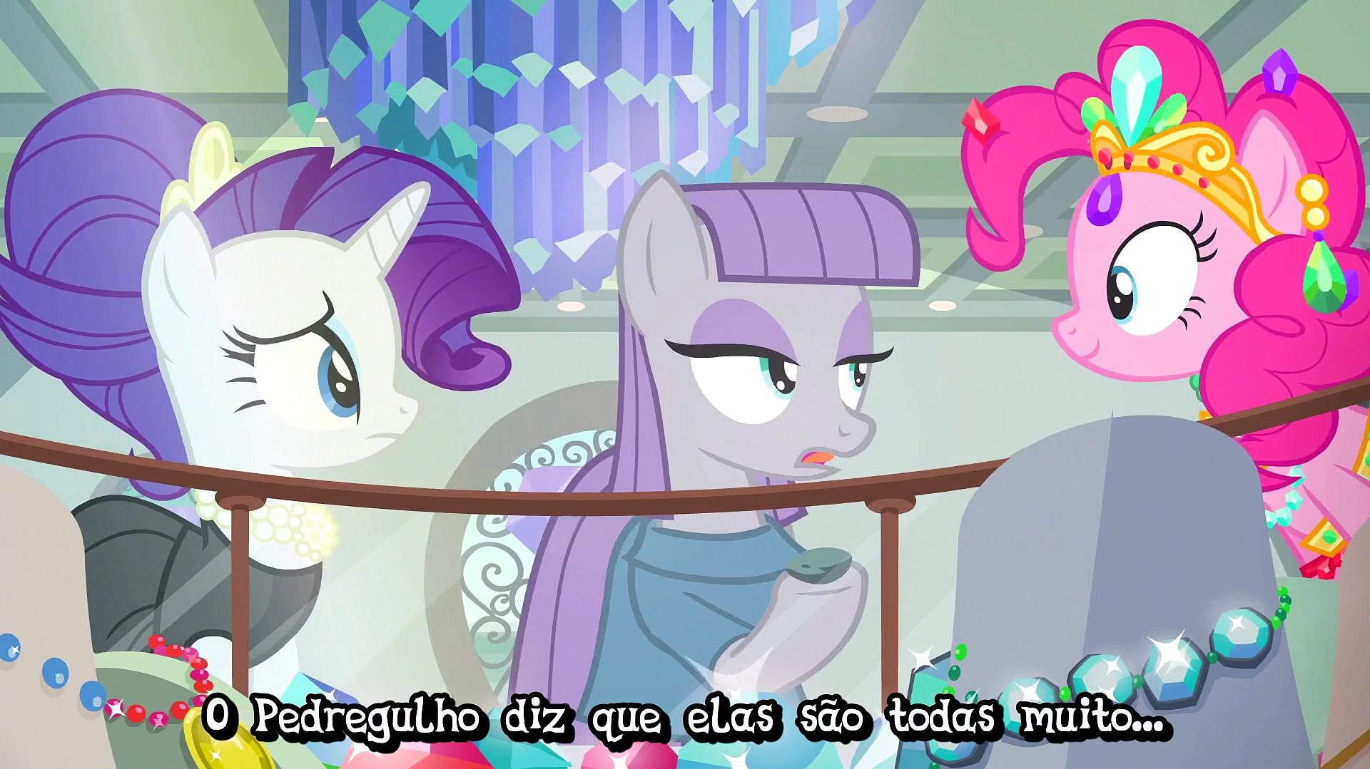 (legendado) My Little Pony Friendship is Magic - 06E03 - The Gift of the Maud Pie