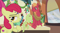 "Apple Bloom ""uh-oh"" S5E20"