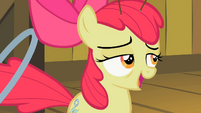 Apple Bloom 'hit the hay' S2E06