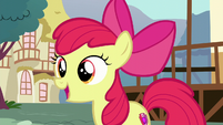 Apple Bloom --I just might!-- S6E4