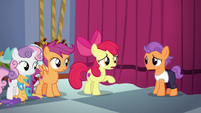 Apple Bloom --you wanted to perform more than anythin'-- S6E4