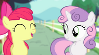 Apple Bloom -Earth ponies like me- S4E05