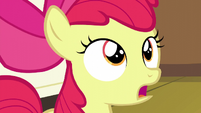 Apple Bloom confused S5E4