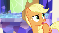 "Applejack ""what was it she'd loved about"" S5E3"
