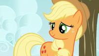 Applejack -that's what friends do for each other- S03E09