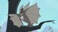 Bat wiping its eyes S4E07