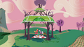 Big Mac Cheerilee gazebo farway shot S2E17.png