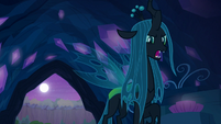 "Chrysalis ""servants always fail you in the end!"" S8E13"