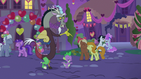 "Discord ""so was confusion, apparently"" S8E10"