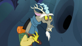 "Discord Changeling ""I can be klutzy"" S6E26.png"