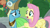 "Fluttershy ""over a thousand years"" S7E26"