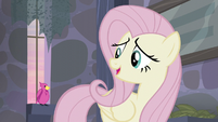 Fluttershy -Oh, thank goodness!- S5E02
