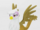 Gilda figurine My Little Pony Cloudsdale Set.png
